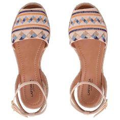 Sandália Rasteira Lafosca Fani | Mundial Calçados - MundialCalcados