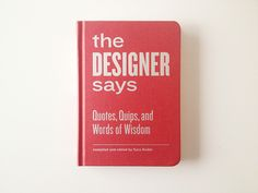 the designer says // must read