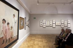 ERCO - Discovering light - Culture - Museo Sorolla, Madrid