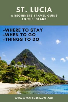Learn everything you need to know before you plan your St. Lucia vacation.  From what the best St. Lucia hotels are, the best things to do in St. Lucia, and the best time of year to visit St. Lucia - this article will fill you in on everything.  Whether it's a family vacation, romantic getaway, or honeymoon to St. Lucia, learn the details you need to get the best value in St. Lucia. Stuff To Do, Things To Do, Romantic Getaway, Need To Know, Family Travel, Travel Guide, Everything, Vacations, Fill