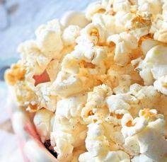 Vittles and Bits: Cinnamon Sugar Kettle Corn