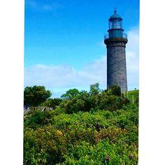 Black lighthouse #queenscliff #fortqueenscliff #bellarinepeninsula #vic #australia by lolilluna http://ift.tt/1JO3Y6G