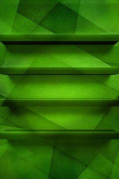 Green iPhone wallpaper