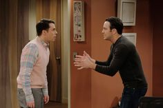 "#YoungAndHungry 3x10 ""Young & No More Therapy"" - Alan and Josh"