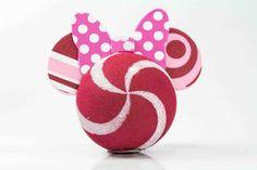 Enfeite para Antena de Carro Minnie Pink - Disney Parks — Carro de Bolso