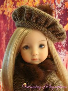 Autumn Splendor for Little Darling Dianna Effner 13 by Dreaming of Sugarplums | eBay. Sold for $159.50 on 9/30/13.