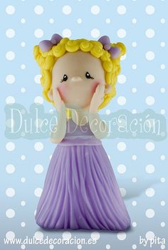 *SORRY, no information as to product used, FOREIGN ~ muñeca personalizada greta