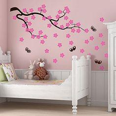 Cherry Blossom childrens room