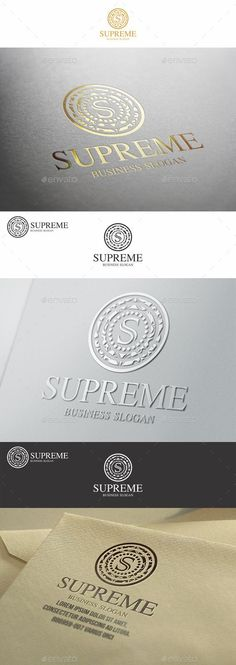 Supreme S Letter Elegant Boutique Logo - S Letter Monogram Logo – Great logo template suitable for companies whose name starts with the letter S. An excellent logo template highly suitable for fashion and clothing businesses. Perfect for Hotels, Spa or Beauty Salon, Fashion, Winery… ( Industry with elegant and luxury style ) Is a logo that can be used by different types of business.: