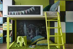 Детская kids room
