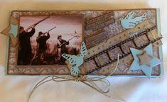 Kreativ Glede - Scrapglede: Sjokoladekort