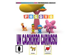 Cuento un cachorro cariñoso by Nieves Lopez Pons via slideshare