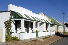 Historic houses of the Karoo, South Africa