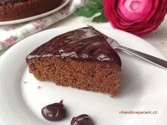 Čokoládový koláč pro dva Cheesecake, Food And Drink, Pudding, Beef, Cupcakes, Chocolate Cakes, Tarts, Pizza, Meat
