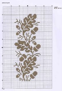 In Love With Autumn: Cross Stitch Patterns, Plus de 50 modèles, plus de plus de plus de 50 modèles de point de croix wärmflasche In Love With Autumn: Cross Stitch Patterns Fall Cross Stitch, Cross Stitch Borders, Cross Stitch Flowers, Cross Stitch Charts, Cross Stitch Designs, Cross Stitching, Cross Stitch Embroidery, Embroidery Patterns, Cross Stitch Patterns