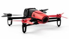 ​RED PARROT BEBOP 2 CAMERA DRONES