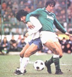 El Pibe vs Nando ('84-'85)