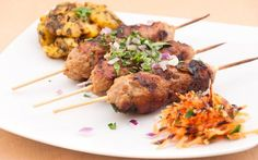 The Saunf Aloo & Dal Kebab Recipe (Potato & Lentil Kebabs) is a delicious and healthy kebab made from sweet potatoes and lentils and elegantly spiced with crushed fennel and some garam masala.