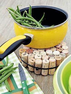 wine corks #neat