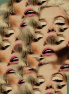 Marilyn Monroe kaleidoscope: La Dolce Vita.