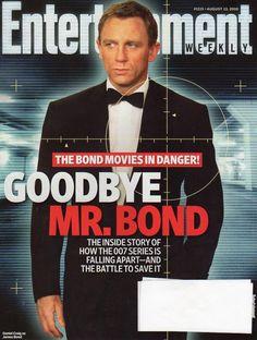 James Bond-Daniel Graig -Entertainment Weekly -MOC