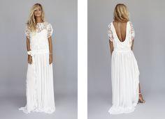 Robe de mariée Rime Arodaky - Lookbook 2013 - Modèle Lux