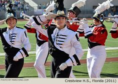 Crestview High School Marching Band 2011