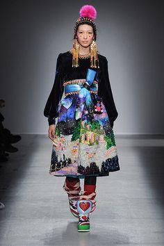 マニッシュ アローラ(manish arora) 2014-15年秋冬コレクション Gallery33 - ファッションプレス