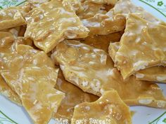 microwavable peanut brittle recipe
