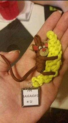 Paracord Monkey