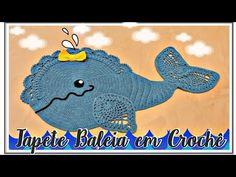 TAPETE BALEIA -PARTE 1 /DIANE GONÇALVES - YouTube