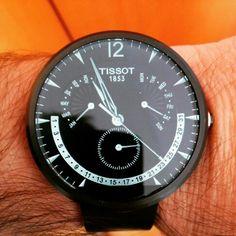 Tissot 1853  #moto360 #watchfaces