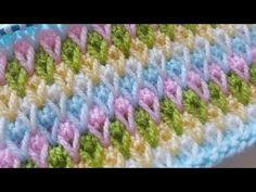Baby Sweater Knitting Pattern, Baby Boy Knitting, Sweater Knitting Patterns, Knitting Stitches, Knitting Designs, Crochet Quilt, Crochet Mittens, Afghan Crochet Patterns, Ribon Embroidery