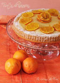 Torta di arancia