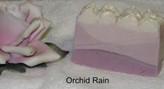 Orchid Rain soap by Sunnyside Soap August 3, 2013