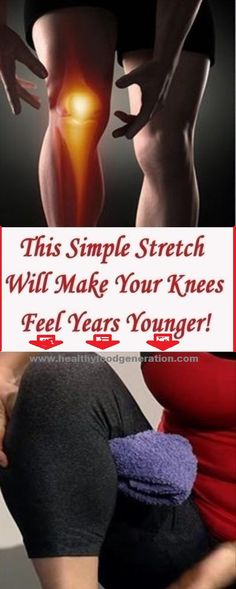 Knee pain affects many people, and it's predicted that by the age of 85, 50% of the American population will experience some knee condition. This percentage inc