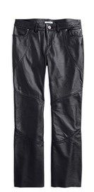 Highland Contoured Boot Cut Leather Pant (98065-13VW)