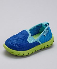 Look at this #zulilyfind! Blue Jet Water Shoe - Toddler & Boys by OshKosh B'gosh #zulilyfinds