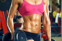 Muscle building diet plan for women.