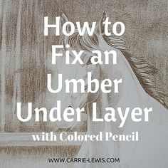 How to Fix an Umber Under Layer Pencil Sketch Drawing, Drawing Tips, Pencil Drawings, Drawing Tutorials, Colour Pencil Shading, Color Pencil Art, Colored Pencil Tutorial, Colored Pencil Techniques, Types Of Pencils