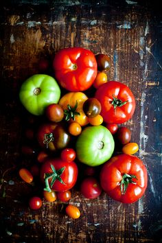 Tomatoes by tartelette, via Flickr