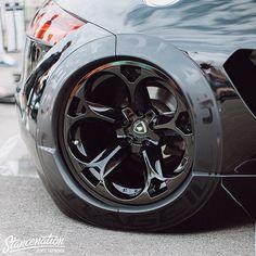 Photo by Ed Hanson Rims And Tires, Rims For Cars, Wheels And Tires, Car Wheels, Custom Wheels, Custom Cars, Lamborghini, Car Gadgets, Automobile