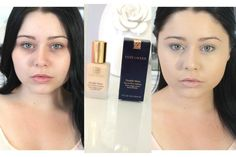 First Impression & Review: Estee Lauder Double Wear Foundation ♡