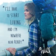 Reese Witherspoon: 5 Lessons You Taught Me Movie Quotes, Book Quotes, Reese Witherspoon Wild, Wild Cheryl Strayed, Digital Cinema, Working On Me, Movie Lines, Travel Quotes, Good Movies