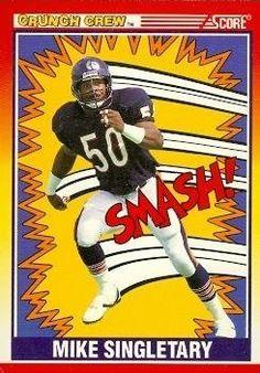 Mike SingletaryTo celebrate Hall of Fame linebacker Mike Singletary ...