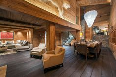 Luxury Chalet Makini, Verbier, Switzerland, Luxury Ski Chalets, Ultimate Luxury Chalets
