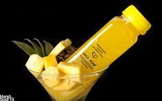 Coldplay Pineapple Juice