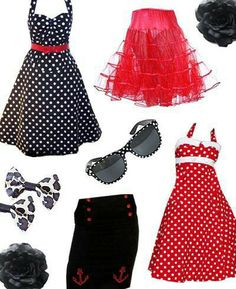 Pinup clothes