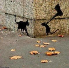 perfect... now this kind of street art we need more of