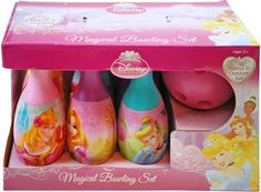 Disney Princess Toy Bowling Set